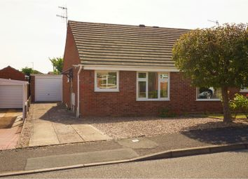 Thumbnail 2 bed semi-detached bungalow for sale in Scobell Close, Pershore