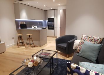 Thumbnail 1 bed flat to rent in 144 Vaughan Way, London