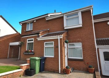 Thumbnail 3 bed semi-detached house for sale in Sunnybrow, Silksworth, Sunderland