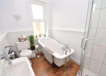 Thumbnail 2 bed terraced house to rent in Salisbury Place, Calverley, Pudsey, West Yorkshire