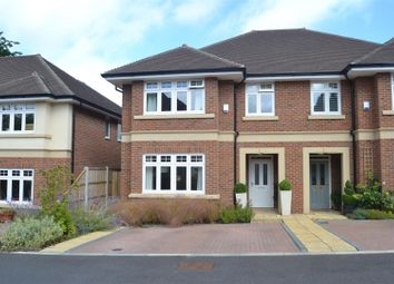 Thumbnail 4 bed semi-detached house for sale in Straight Mile Place, Epsom