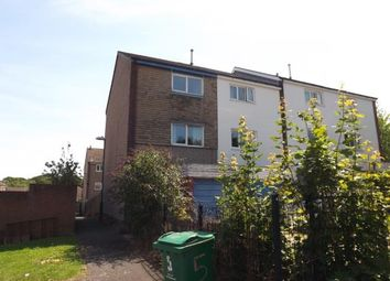 Thumbnail 3 bed end terrace house for sale in Synge Close, Clifton, Nottingham