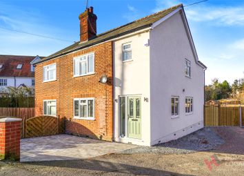 3 bed semi-detached house for sale in Maldon Road, Great Totham, Maldon, Essex CM9
