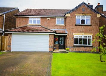 Thumbnail 4 bed detached house for sale in Castle Hey Close, Bury