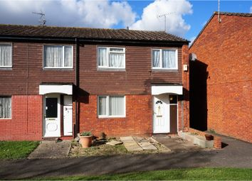 Thumbnail 3 bed end terrace house for sale in Gunthorpe Road, Marlow