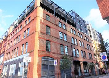 Thumbnail 2 bed flat for sale in 22 Mirabel Street, Manchester