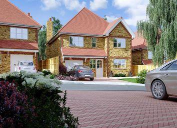 Thumbnail 4 bed detached house for sale in Rook Lane, Bobbing, Sittingbourne, Kent