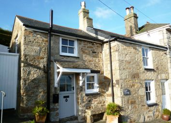 Thumbnail 1 bed end terrace house for sale in Raginnis Hill, Mousehole, Penzance