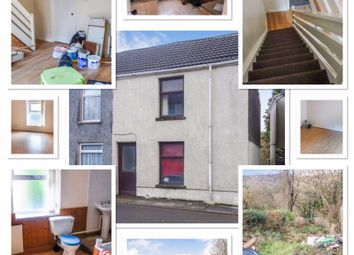 Thumbnail 1 bed semi-detached house for sale in New Road, Pontardawe
