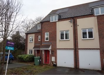 Thumbnail 3 bed terraced house to rent in Melrose Close, Maidstone