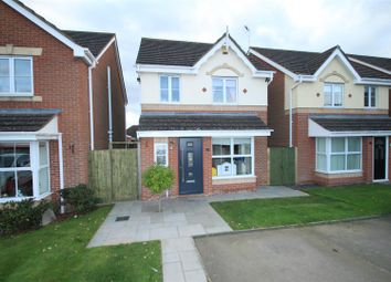 Thumbnail 3 bed detached house for sale in Jubilee Drive, Earl Shilton, Leicester