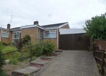 Thumbnail 3 bed semi-detached bungalow for sale in Scott Road, Wellingborough
