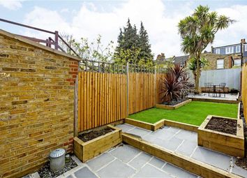 Thumbnail 3 bedroom maisonette for sale in Cambray Road, London
