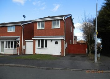 Thumbnail 2 bed detached house to rent in Acer Close, The Rock, Telford