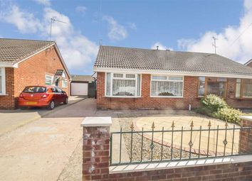 Thumbnail 2 bed semi-detached bungalow for sale in Borrowdale, Sutton Park, Hull