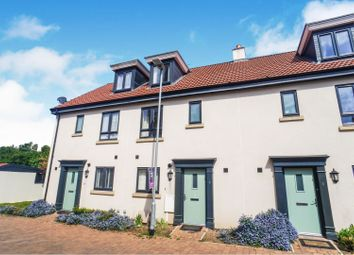 Thumbnail 3 bed town house for sale in Canal Court, Saxilby