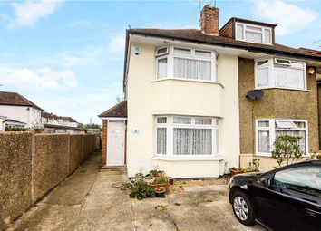 Thumbnail 3 bedroom semi-detached house for sale in Wolf Lane, Windsor, Berkshire
