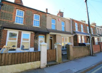 Thumbnail 2 bed terraced house to rent in Boundary Road, Ramsgate