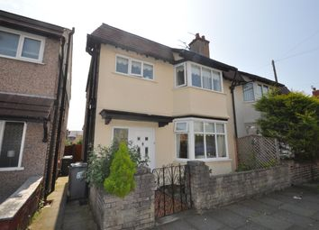 Thumbnail 3 bed semi-detached house for sale in Sudworth Road, Wallasey