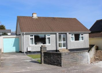 Thumbnail 2 bed detached bungalow for sale in Chough Crescent, St. Austell