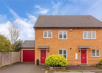 Foxglove, Woodley, Reading RG5. 3 bed end terrace house for sale
