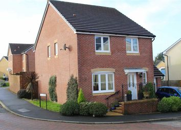 Thumbnail 4 bed detached house for sale in Ffordd Y Meillion, Penllergaer, Swansea
