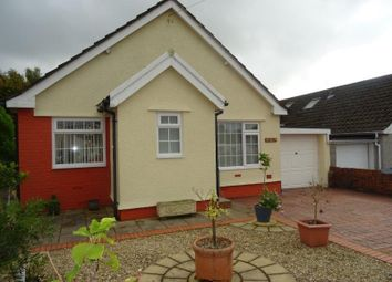 Thumbnail 4 bed detached bungalow for sale in North Mead, Sarn, Bridgend