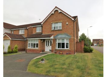 Thumbnail 4 bed detached house for sale in Callendar Park View, Falkirk