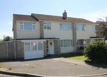 Thumbnail 5 bed semi-detached house for sale in Mullins Close, Wells
