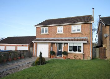 Thumbnail 5 bed detached house for sale in Hill Top Court, North Cowton, Northallerton