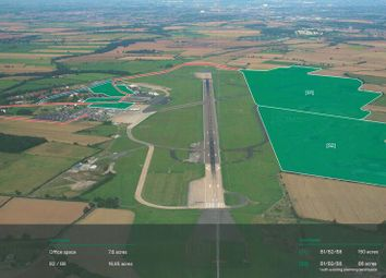 Land for sale in Aero Centre Tees Valley, Durham Tees Valley Airport, Tees Valley, Darlington, County Durham DL2