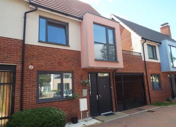 Thumbnail 2 bed terraced house for sale in Courage Drive, Colchester