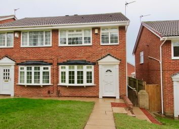 Thumbnail 3 bed semi-detached house for sale in Muirfield Walk, Hartlepool