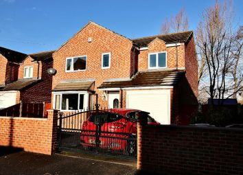 Thumbnail 4 bed detached house for sale in Faith Street, South Kirkby, Pontefract, West Yorkshire