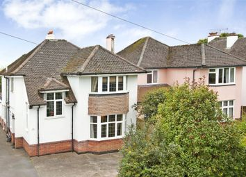 Thumbnail 3 bedroom detached house for sale in Hill Barton Road, Pinhoe, Exeter