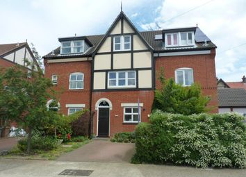 Thumbnail 4 bedroom town house for sale in Bacton Road, Felixstowe