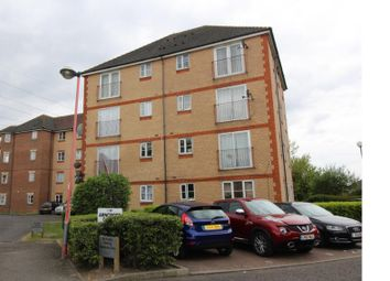 Thumbnail 2 bed flat to rent in Great Galley Close, Barking, London