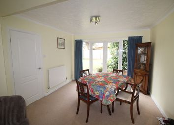 Thumbnail 4 bed detached house for sale in Melford Close, Longthorpe, Peterborough.