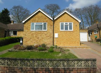 Thumbnail 4 bed semi-detached bungalow for sale in Hermitage Woods Crescent, Woking