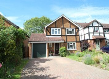 Thumbnail 4 bed detached house for sale in Nash Park, Binfield