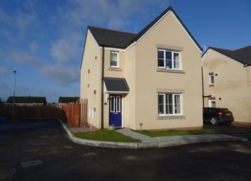 Thumbnail 3 bed detached house for sale in Cilgant Y Lein, Pyle, Bridgend