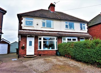 Thumbnail 3 bed semi-detached house for sale in Cuttings Avenue, Sutton-In-Ashfield