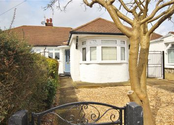 Thumbnail 2 bed terraced bungalow for sale in Glasbrook Avenue, Twickenham