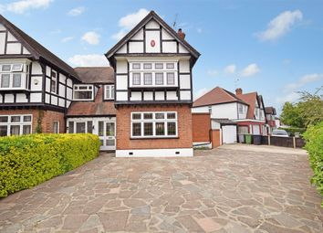 Thumbnail 3 bedroom semi-detached house for sale in The Fairway, Wembley, Middlesex