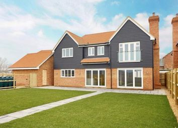 Thumbnail 5 bed detached house for sale in Farthings Wood Rise, Calcott Hill, Canterbury, Kent