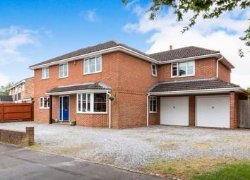 Thumbnail 5 bed detached house for sale in Oakley, Basingstoke, Hampshire