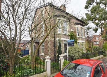 Thumbnail 4 bedroom semi-detached house for sale in Grenfell Road, Didsbury, Manchester