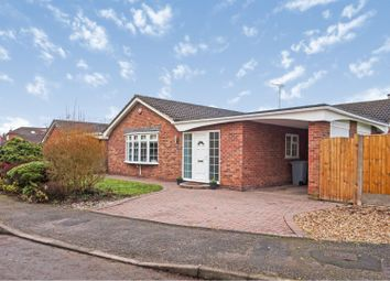 Thumbnail 4 bed detached bungalow for sale in Willow Holt, Lowdham