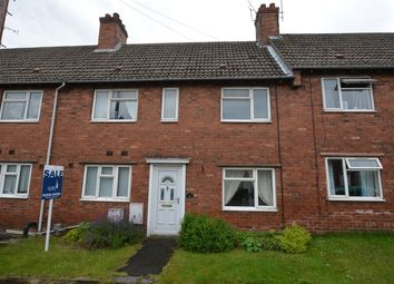 Thumbnail 3 bed terraced house for sale in Dundonald Road, Chesterfield