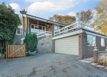 Thumbnail 3 bed detached house for sale in Mow Cop Road, Stoke-On-Trent